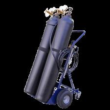 Nitrogen Service Carts