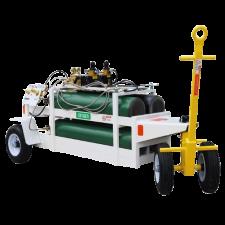 Nitrogen & Oxygen Service Carts