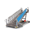 Towable Passenger Stairways